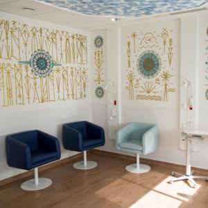 clinique du parc salle d'attente